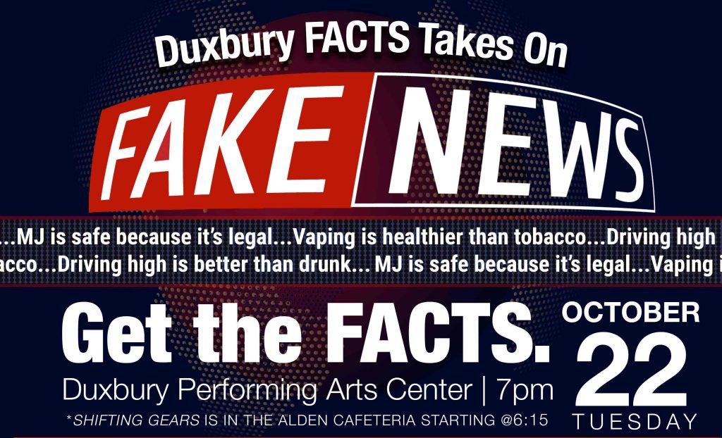 Duxbury FACTS Fake News Event
