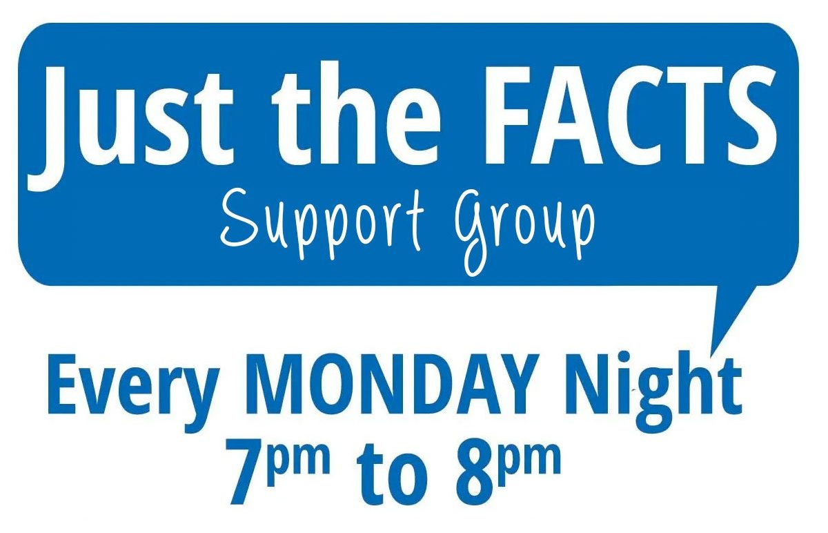 Just the FACTS Support Group @ First Parish Church of Duxbury